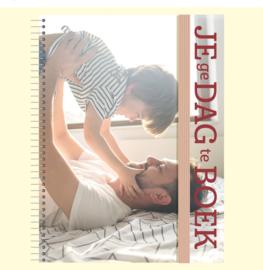 JEgeDAGteBOEK - custom - EIGEN COVER