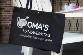 Vilten tas | Oma's handwerktas