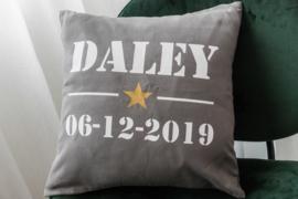 Geboortekussen 'Daley'