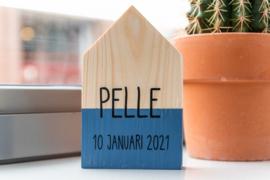 Huisje 'Pelle'