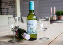 Flesje wijn 'Luca'