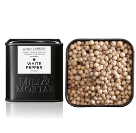 White Pepper - Whole 50gr - BIO