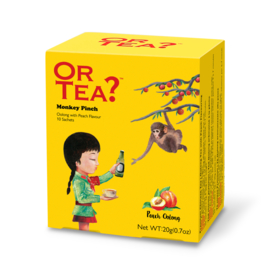 Monkey Pinch Peach - Oolong Thee met Perzik Aroma