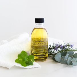 Revitalizing Foot Bath Oil