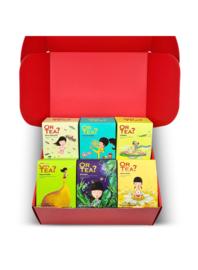 Gift Set 1 (6 x 10-Sachet Boxes)