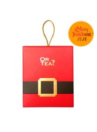 Christmas Tea Gingerbread Orange - Mini Santa