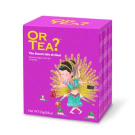 The Secret Life of Chai - Zwarte thee met kruiden en specerijen