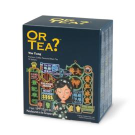 Yin Yang - Zwarte thee met koffiesmaak