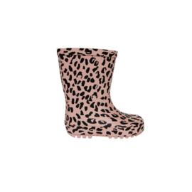 Van Pauline Regenlaarzen Pink Leopard