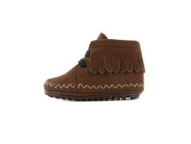 Shoesme Babyproof smart - Dark brown
