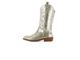 Shoesme -  Westernboots - Gold metallic