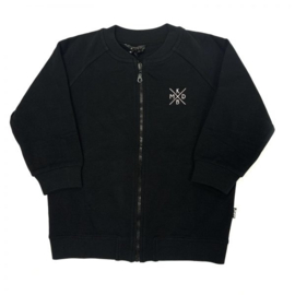 KMDB vest Bomber Chilly Black