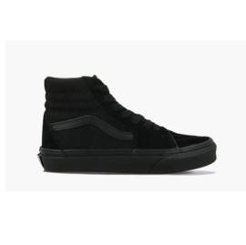 Vans SK8-Hi All Black Suede