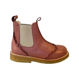 Angulus - Chelsea Boot Rose
