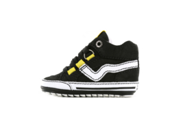 Shoesme Babyproof sneakers zwart/wit