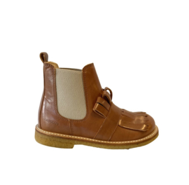 Angulus - Chelsea Boot Cognac
