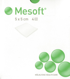 Mesoft - Non-Woven 5x5cm /300st