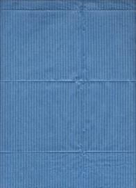 Dental doekjes 2-lagen Donker Blauw Perfection Plus /500st