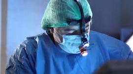 Dr Kim Hoofdset (lamp incl) + bril