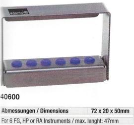 Edenta - 6st - FG/of HP/of RA instrumenten