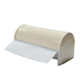 Dispenser voor Papieren Patiëntservieten /st