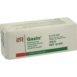 Gazin - Woven 5x5cm 8-lagen /100st
