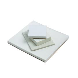 Mengblok Taai Vezel-Perkament 3,5x3,5cm /12 boeken van 100st