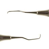 Curettes 5/6 Anterior Labial/Patatal/Lingual /st