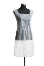 No label - Wegwerpbare schorten wit 200st