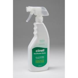 Clinell Universal Trigger Spray 500ml NIET BESCHIKBAAR