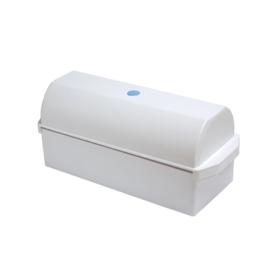 Dispenser voor Plastic Patiëntservieten /st