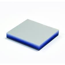 Mengblok Transparant 7x7,5cm /100st