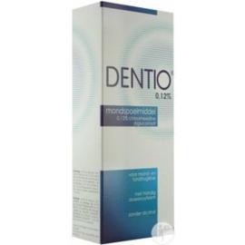 Dentio 0,12% mondspoelmiddel 250ml