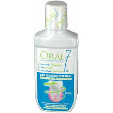 Oral 7 mondspoelmiddel 500ml