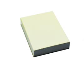 Mengblok Anti-slip 5,5x22,5cm /100st