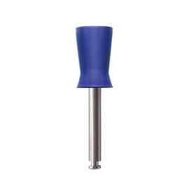 Polijscups Blauw Hard in Synthetisch Polymeer RA 50st