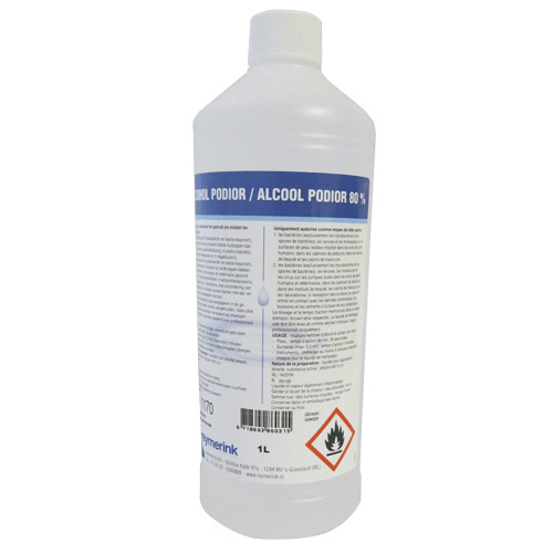 Alcohol 80%, Ethanol, 1L
