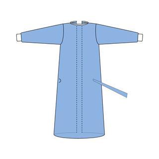 Mölnlycke Steriel Operatiejas L-L + 2 handdoeken /st