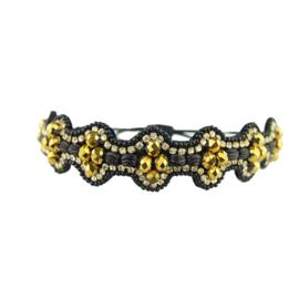Katrice- Armband Goud