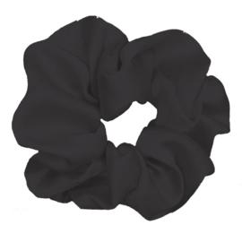 Luxe Plush Scrunchie (Midnight)