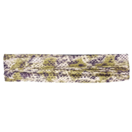 Ariana - Microfiber Snake - Sports Wrap (Green)
