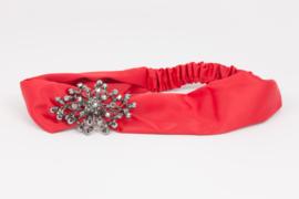 Regina - Turban Red