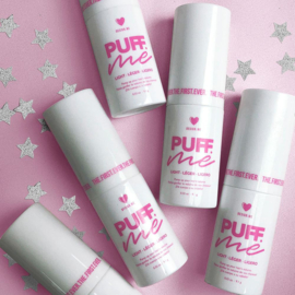 PUFF.ME LIGHT • VOLUME POEDER