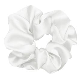 Luxe Plush Scrunchie (Linen)