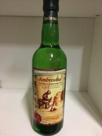 Ambrosius honing kruidenwijn 0,75 lt wit