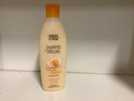 honing shampoo en spoeling per flesje