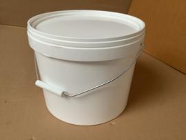 honingemmer 10 liter (=14/15 kilo) wit