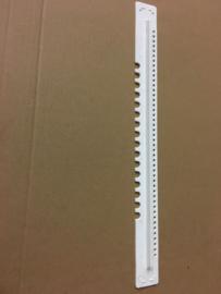 Nicot vlieggatschuif 8,5 mm