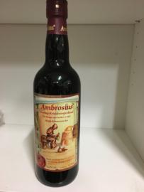 Ambrosius honing kruidenwijn 0,75 lt rood
