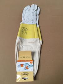 Yak-leren handschoenen